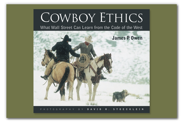 wall street and cowboy ethics Here's why wall street has a hard time being ethical  wall street did nod and wave politely to regulators' attempts to slow things down every employee had to complete a yearly compliance.